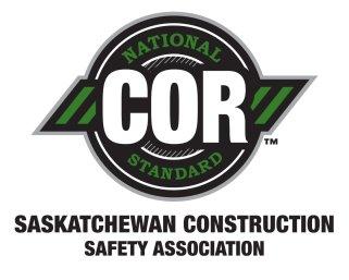 Saskatchewan Construction Safety Association Official Logo